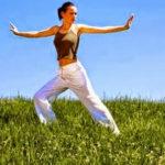 Оздоровительная гимнастика цигун — похлопывание