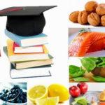 Важные продукты для памяти и мозга
