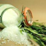 Лечение солью в домашних условиях