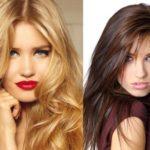 Как правильно выбрать цвет волос?