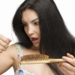Основные причины выпадения волос