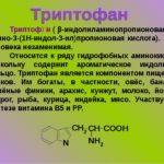 Аминокислота триптофан для радости и спокойствия