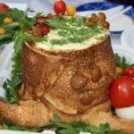 Рецепты оригинальных салатов на Пасху