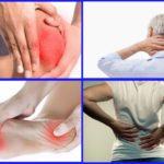 Лечение больных суставов